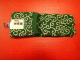 Chaussettes Japonaises Homme – Motifs Fond Vert